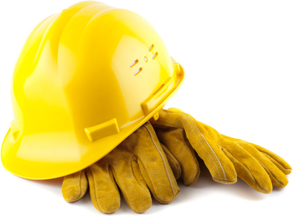 0628 BIZ Hard hat gloves